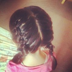 Hair braids for girls