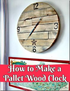 150 Best DIY Pallet Projects and Pallet Furniture Crafts - Page 31 of 75 - DIY & Crafts