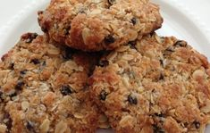 Organic Anzac Biscuits .Find ingredients for this recipe  and other Australian Food at http://www.allaboutcuisines.com/online-shops/australia #Australian Recipes #Australian Food