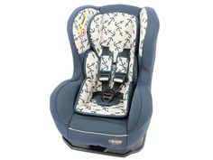 Obaby Group 0 1 Combination Car Seat in Little Sailor