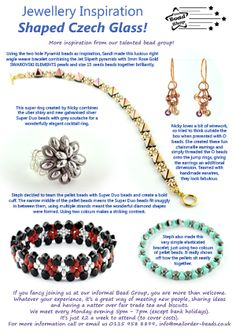 Creative beading the best projects from a year of bead button creative beading the best projects from a year of bead button magazine jewelry patterns technique insight and tutorials pinterest magazines fandeluxe Images