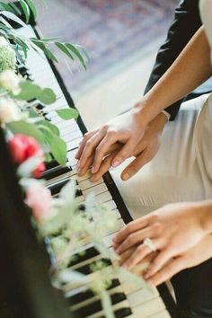 Music photography • piano keys