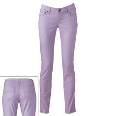 Kohls Friends & Family Sale 20% Off !! (HOT Deals For Whole Family!!)    Get SO Iridescent Color Skinny Jeans for $8.64!!! WOW!
