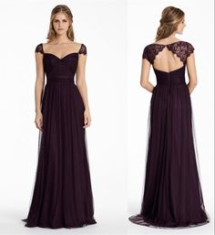Free shipping, $78.4/Piece:buy wholesale Vintage 2016 Designer Occasion A-Line Long Cap Sleeve Long Chiffon Dress with Lace Detail open back chiffon shawl XS2195 Bridesmaid Dresses from DHgate.com,get worldwide delivery and buyer protection service.