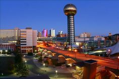 Knoxville, Tennessee - Always loved it and felt safe here.