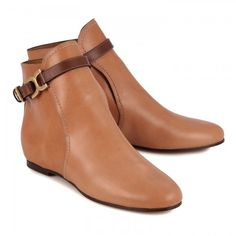 Leather ankle boots, Boots, Harvey Nichols Store View