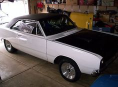 1967 Dodge Dart GT 2 Door Hardtop w/ 440 Engine