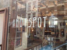 HUTSPOT, Amsterdam via le petit bird told me