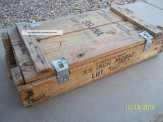 weapons crate - Google Search