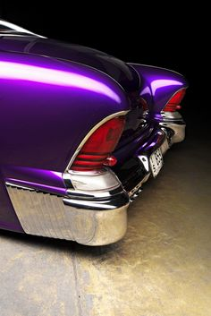 Fins and Tail Lights