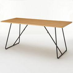 折りたたみテーブル・幅160cm・オーク材 幅160×奥行70×高さ72cm | 無印良品ネットストア