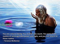 you are divine ...