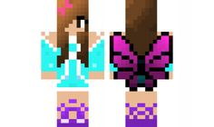 minecraft skin Basketball-Fairy Find it with our new Android Minecraft Skins App: https://play.google.com/store/apps/details?id=the.gecko.girlskins