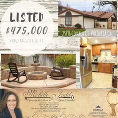 Adorable Sunrise Home! Call or Text Today for more info 661-219-5517! #realestate #realtor #justlisted #valencia #duplex #goals #homeforsale #michellejuddrealestate #michellejudd #forsale