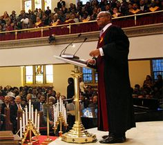 The Place to Worship | Abyssinian Baptist Church