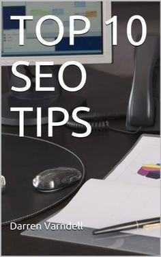 TOP 10 SEO TIPS (EZ Website Promotion)