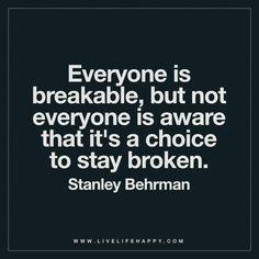 Everyone Is Breakable