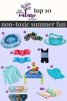 a997aea0a3a7a1 The Mama Nature Review Top 10 Non-Toxic Summer Fun Products Zomerpret