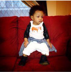 Lola Monroe Baby