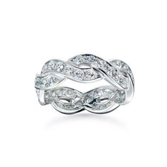 Suwa Bead Set Diamond Eternity Ring - Fink's Jewelers