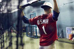 1996 Ozzie Smith Authentic Mesh Batting Practice Jersey | Mitchell & Ness