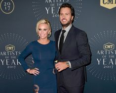 Country superstar Luke Bryan upgraded his wife Caroline's engagement ring for their 10th wedding anniversary