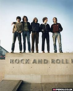 The Strokes - Perou Music Is Life, Kinds Of Music, My Music, Music Notes, Save Rock And Roll, Rock N Roll Music, Rock Roll, Nikolai Fraiture, Albert Hammond