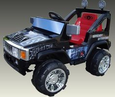 HUMMER elektromobil pre deti