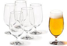 Set: Biergläser, Leonardo, »Ciao+« (6 Stck.) im Universal Online Shop