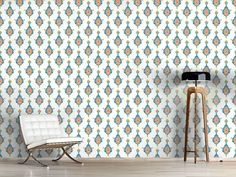 Design #Tapete Orientalische Pracht