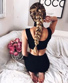 Cute hairstyles for spring 2017 | inspiration pictures that will make you screenshot!