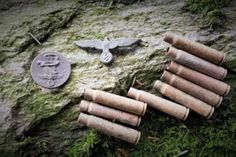 Here is a video of where a group our relic hunters find and uncover a Buried German Bunker Credit:[…] Relic Hunter, Ww2 Weapons, Military Academy, Bunker, Military History, German, War, Group, Deutsch