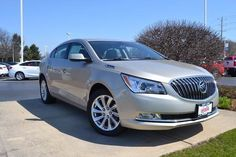 2016 Buick LaCrosse for sale at Gary Lang Buick in McHenry, IL