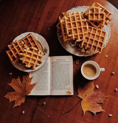 "emergensy: ""even my brunch screams autumn ☕️ """