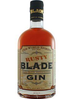 Rusty Blade Gin | @Caskers
