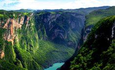 Cañón del Sumidero, Tuxtla Gutierrez, Chiapas, México!
