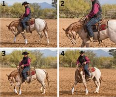 Eye-Opening Warm-Up by Al Dunning | Horse&Rider || identify problem areas and encourage softness