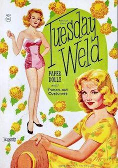Tuesday Weld