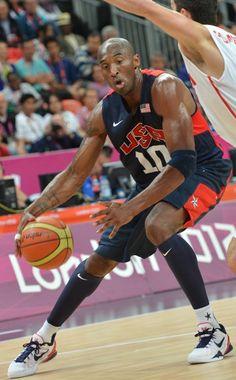 KOBE BRYANT, USA.Olympics #Olympics