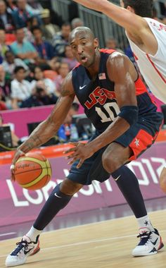 KOBE BRYANT, USA. #olympics #waywire