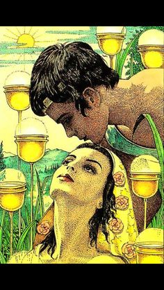 The six of cups in a reading also indicates trust and forgiveness in partnerships, relationships, or family ties. Reunions are on the horizons, as are new understandings from other points of view.