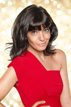 BBC One - Strictly Come Dancing - Claudia Winkleman
