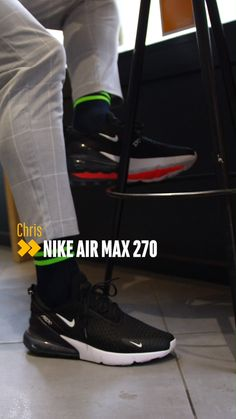 Vibrez aux couleurs néons de la nouvelle Air Max 270