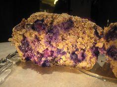 Proeven op zondag: Havermoutbrood met bosbessen - Voedselzandloper