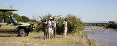 Sayari Camp - A Luxury Safari Camp in the Serengeti National Park