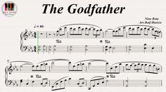 The Godfather - Nino Rota, Piano