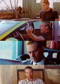 Paul Walker# Fast and Furious