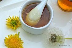 Miere de papadie reteta de sirop de papadie natural | Savori Urbane