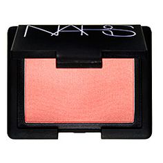 "blush by nars in ""orgasm"""