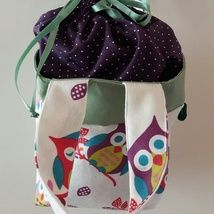 TrollmorDesign - Husflid - Epla Apron, Lunch Box, Sewing, Crafts, Shopping, Fashion, Moda, Dressmaking, Manualidades